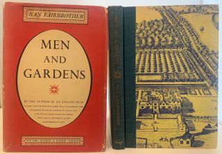 Men and Gardens. Nan FAIRBROTHER