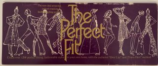 The Perfect Fit. THE PERFECT FIT PUBLISHING CO