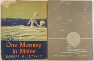 One Morning in Maine. Robert McCLOSKEY
