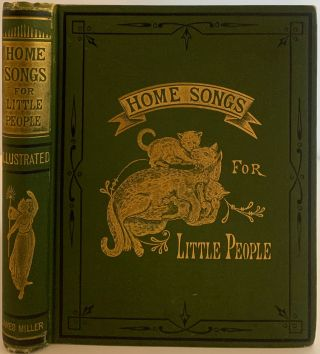 Home Songs for Little People. ANTHOLOGY