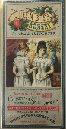 """Queen Bess"" Corset and Skirt Supporter.; This is by Far the Best Corset and Skirt Supporter ever..."