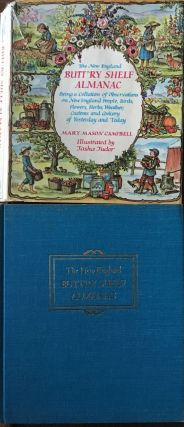 The New England Butt'ry Shelf Almanac, being a Collation of Observations on New England People,...