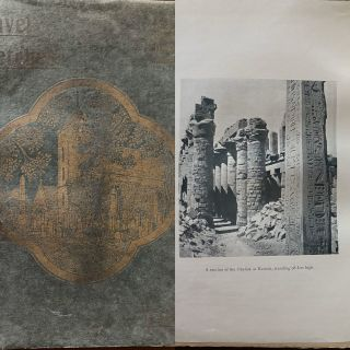 Travel Sketches: I. Letters from Egypt, Greece, and Southern Italy, 1902. II. Notes from America,...