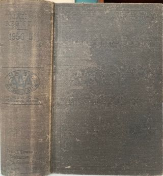 Maine Register, State Year Book and Legislative Manual, No. 82, Published Annually; Cover title:...