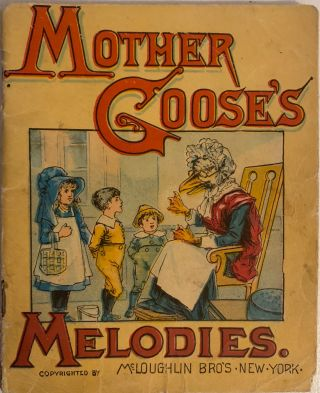 Mother Goose's Melodies. ANONYMOUS