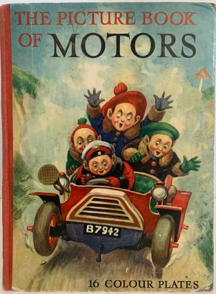 The Picture Book of Motors. ANONYMOUS