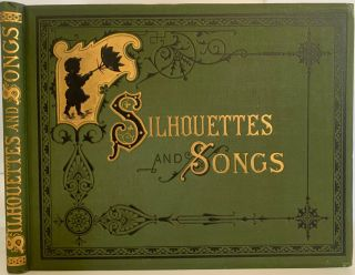 Silhouettes and Songs, Illustrative of the Months; Twelve Design by Helen Maria Hinds., Selection...
