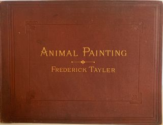 Studies in Animal Painting. With Eighteen Coloured Plates, from Water-Colour Drawings, Second...