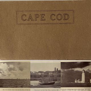Cape Cod. BOURNE HISTORICAL SOCIETY