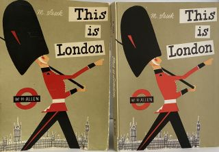 This is London. M. SASEK, Miroslav