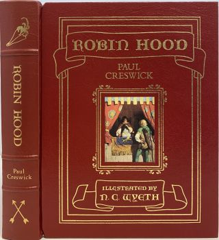 Robin Hood, Collector's Edition. Paul CRESWICK