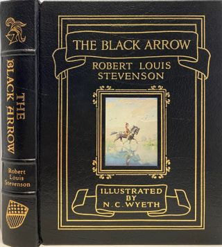 The Black Arrow, A Tale of the Two Roses. Robert Louis STEVENSON