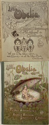 Little Obelia and Further Adventures of Ragged Blossom, Snugglepot & Cuddlepie. May GIBBS