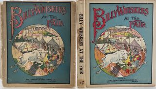 Billy Whiskers at the Fair. F. G. WHEELER, Frances Trego Montgomery