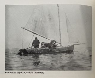 Here on The Island, Being an Account of a Way of Life Several Miles Off the Maine Coast